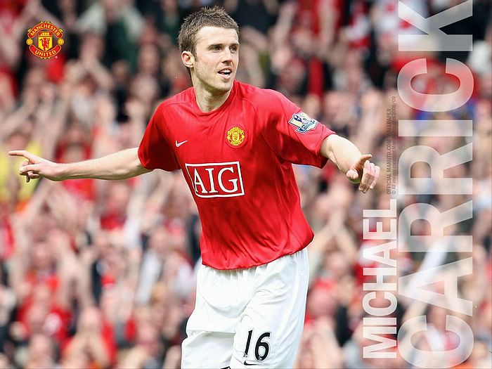 The Red Devils : Michael Carrick Photo 4