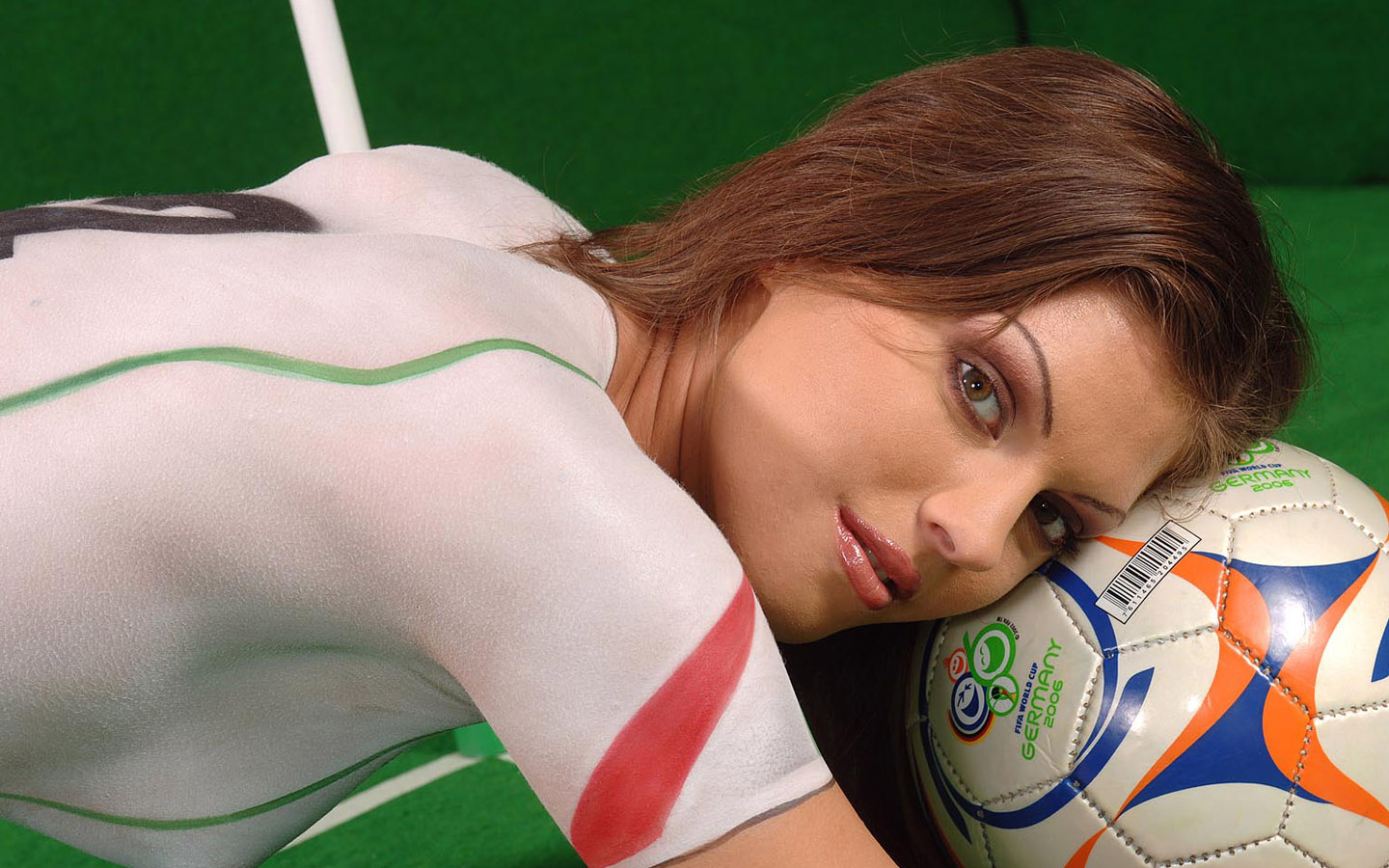 World Cup Body Painting