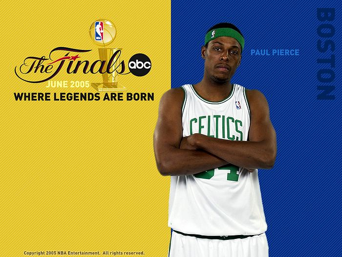 paul pierce wallpaper. 05 - Paul Pierce Wallpaper