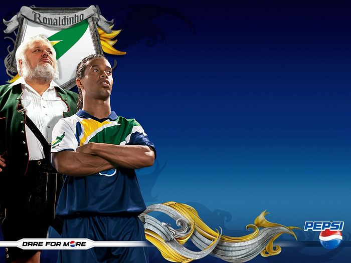 brazil soccer wallpaper.  Ronaldinho Wallpaper , Brazilian superstar Ronaldinho Photos,Soccer star